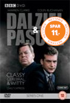 Produktbilde for Dalziel And Pascoe - Serie 1 (UK-import) (DVD)