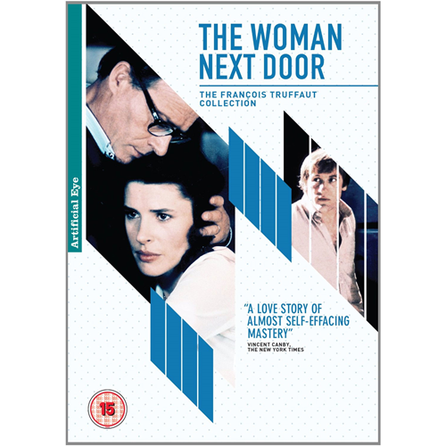 The Woman Next Door (UK-import) (DVD)