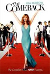 The Comeback - Sesong 1 (UK-import) (DVD)