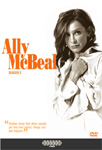 Ally McBeal - Sesong 2 (DVD)