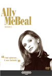 Ally McBeal - Sesong 3 (DVD)