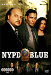 NYPD Blue - Sesong 3 (DVD)