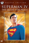 Superman 4 - The Quest For Peace - Deluxe Edition (DVD)