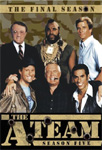 The A-Team - Sesong 5 (DVD - SONE 1)