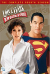 Lois & Clark - The New Adventures Of Superman - Sesong 4 (UK-import) (DVD)