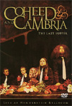 Coheed And Cambria - The Last Supper: Live At Hammerstein Ballroom (DVD - SONE 1)