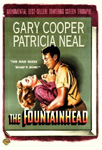 Produktbilde for The Fountainhead (DVD)