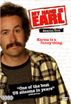 My Name Is Earl - Sesong 1 (DVD)