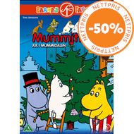 Mummitrollet - Jul I Mummidalen (DVD)
