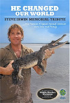 He Changed Our World - Steve Irwin Memorial Tribute (DVD)