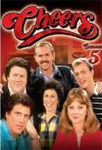 Cheers - Sesong 5 (DVD)