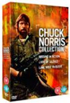 Chuck Norris Collection (UK-import) (DVD)