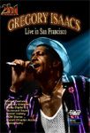 Gregory Isaacs - Live In San Francisco 1997 (m/CD) (DVD)