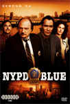 NYPD Blue - Sesong 4 (DVD)