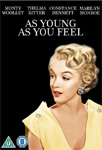 As Young As You Feel (UK-import) (DVD)