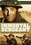 The Immortal Sergeant (DVD - SONE 1)