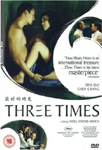 Three Times (UK-import) (DVD)