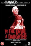 To The Devil A Daughter (UK-import) (DVD)