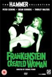 Frankenstein Created Woman (UK-import) (DVD)