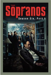 The Sopranos - Sesong 6, Del 1 (DVD)