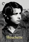 Mouchette - Criterion Collection (DVD - SONE 1)