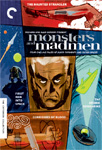 Monsters And Madmen - Criterion Collection (DVD - SONE 1)