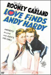 Love Finds Andy Hardy (DVD - SONE 1)