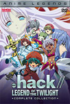 Hack//Legend Of The Twilight - The Complete Series (DVD - SONE 1)
