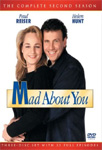 Mad About You - Sesong 2 (DVD - SONE 1)