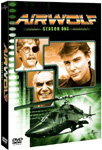 Airwolf - Sesong 1 (UK-import) (DVD)