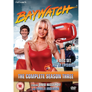 Baywatch - Sesong 3 (UK-import) (DVD)