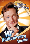 Produktbilde for Late Night With Conan O'Brien - 10th Anniversary Special (DVD - SONE 1)