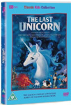 The Last Unicorn (UK-import) (DVD)