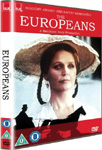 The Europeans (UK-import) (DVD)