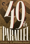 49th Parallel - Criterion Collection (DVD - SONE 1)