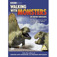 Walking With Monsters (UK-import) (DVD)