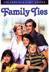 Family Ties - Sesong 1 (DVD - SONE 1)