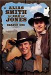 Alias Smith And Jones - Sesong 1 (DVD - SONE 1)