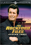The Rockford Files - Sesong 3 (DVD - SONE 1)