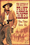 The Return Of Frank James (DVD - SONE 1)