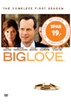 Produktbilde for Big Love - Sesong 1 (UK-import) (DVD)