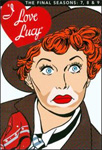 I Love Lucy - Sesong 7, 8 & 9 (DVD - SONE 1)