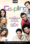 Coupling - Den Komplette Serien (UK-import) (DVD)