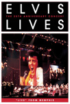 Elvis Presley - Elvis Lives: The 25th Anniversary Concert (UK-import) (DVD)