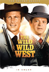 The Wild Wild West - Sesong 2 (DVD - SONE 1)