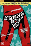 Labyrinth Of Passion (UK-import) (DVD)