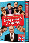 Whose Line Is It Anyway - Sesong 1 & 2 (DVD - SONE 1)