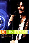 Produktbilde for John Prine - Live On Soundstage 1980 (DVD - SONE 1)