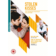 Stolen Kisses (UK-import) (DVD)
