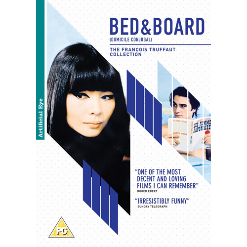 Bed And Board (UK-import) (DVD)